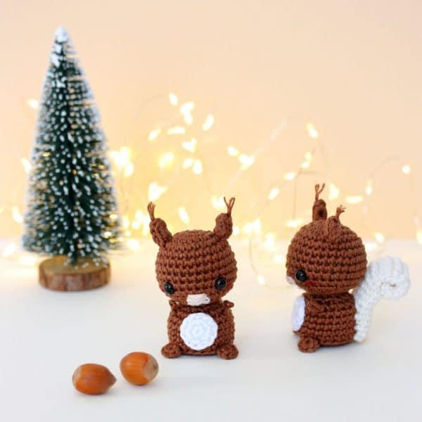 écureuil miniature