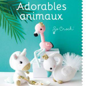 Couverture adorables animaux