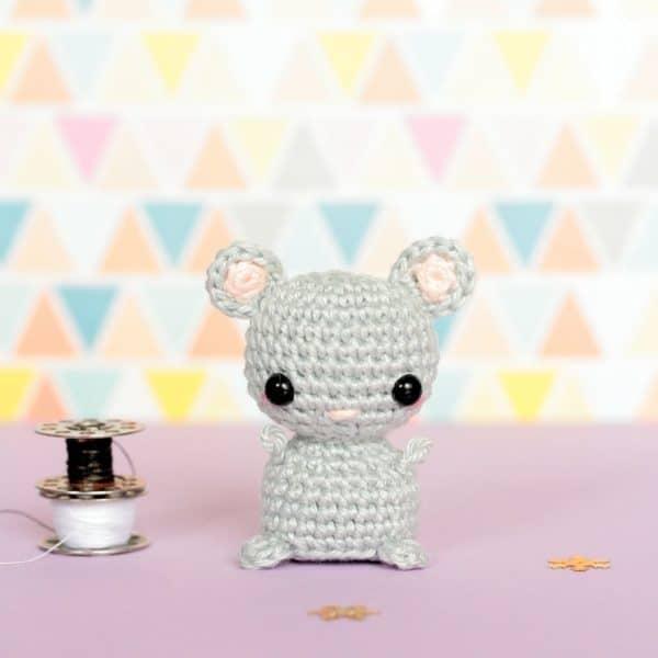 souris miniature
