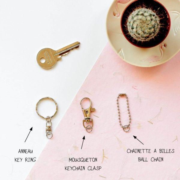 Types de porte clés