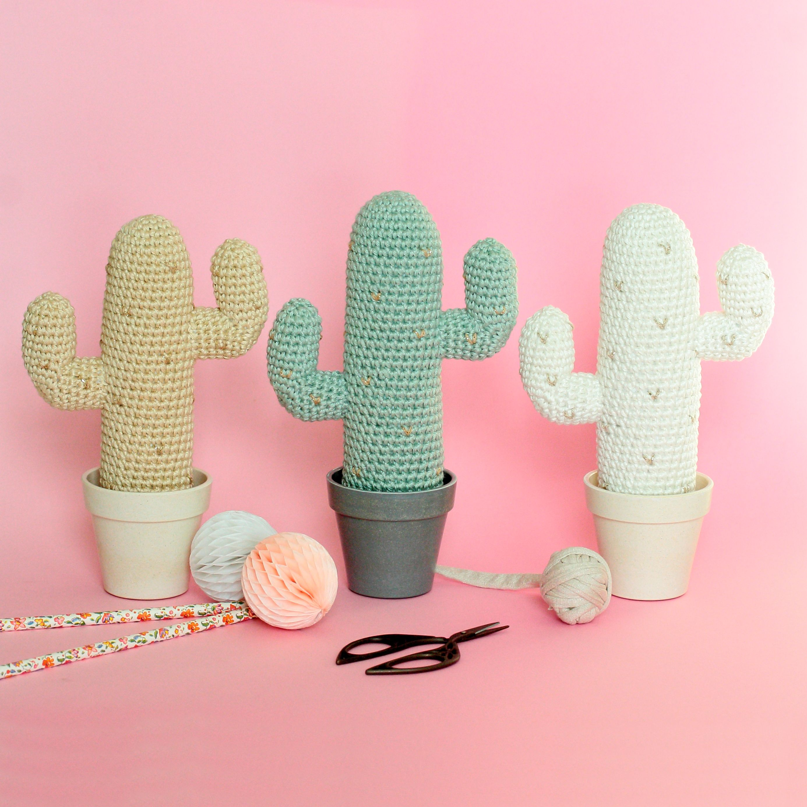 Small Cactus Crochet Pattern, Cacti Crochet Pattern, Ball Cactus ... | 2770x2770