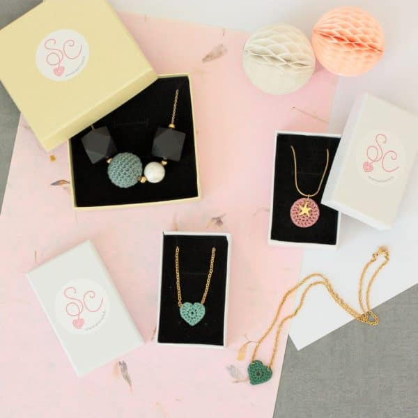Emballage bijoux