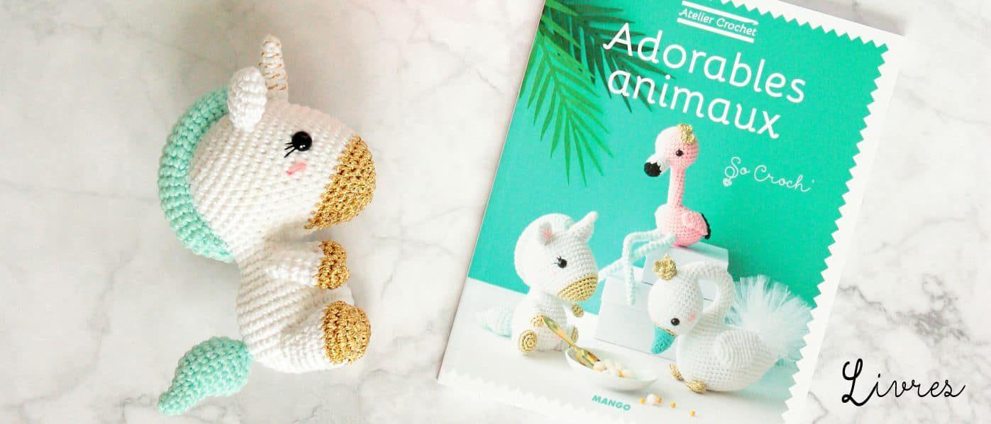 Livre Adorables animaux