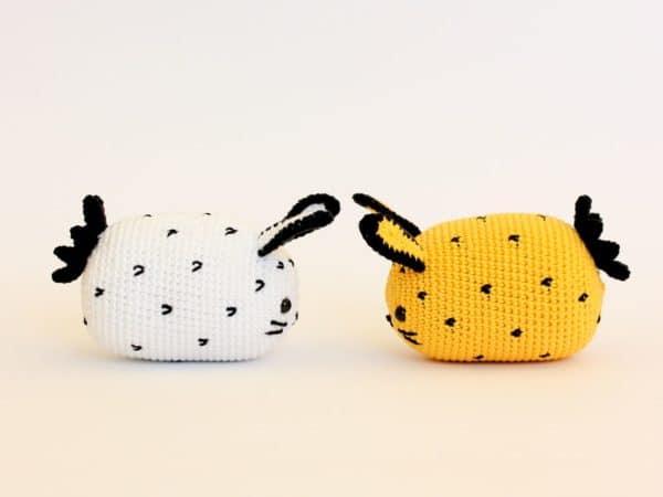 crochet sea bunny