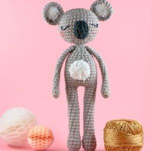 Koala au crochet