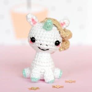 Licorne miniature