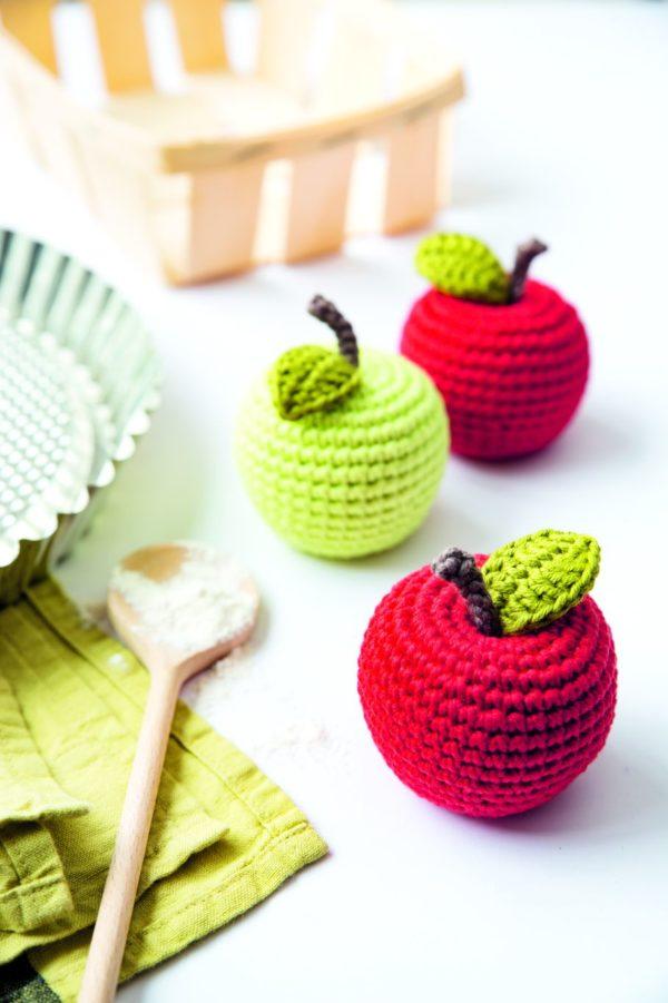 Pommes au crochet