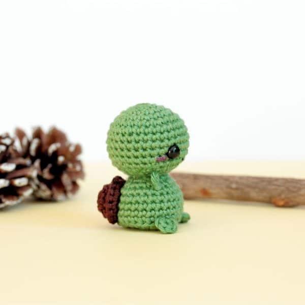Tortue miniature